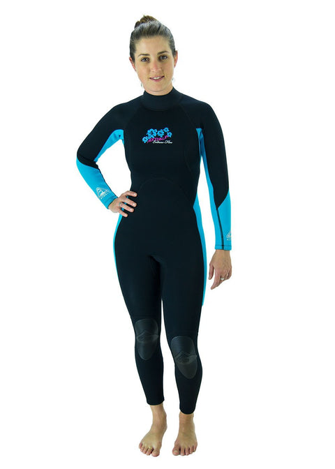 Adrenalin Enduro X 3/2mm Steamer Wetsuit - Womens