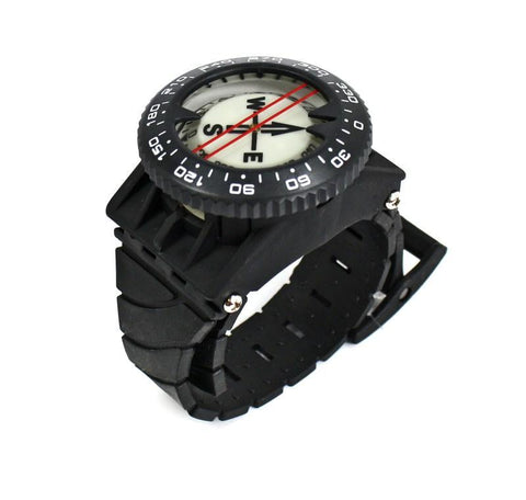 Problue Wrist Compass With Hose Mount