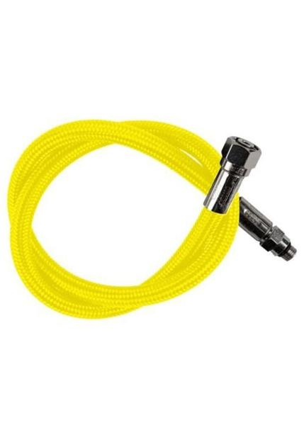 LP Braided Reg Hose 36 Inch yellow