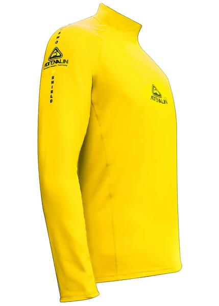Adrenalin 2P Thermal Long Sleeve Rash Guard - Yellow