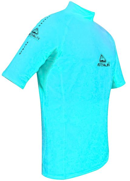 Adrenalin 2P Thermal Shield Short Sleeve Thermal Top - Aqua