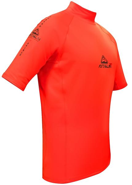 Adrenalin 2P Thermal Shield Short Sleeve Thermal Top - Red