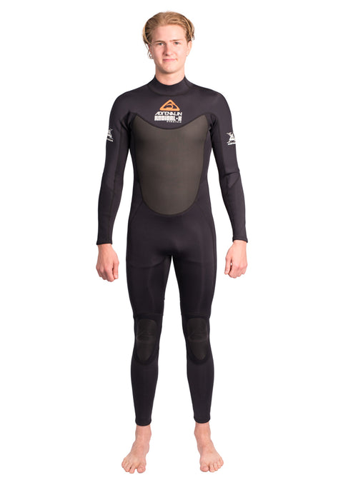 Adrenalin Mens Radical X 3/2mm Steamer Wetsuit