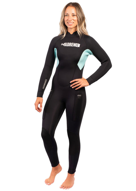 Adreno Womens Nudibranch 5mm Steamer Wetsuit