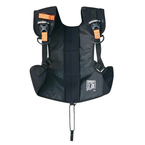 Beuchat Harness with quick release system - adjustable up to 8 kg - universal size