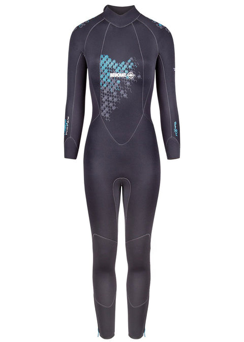 Beuchat Womens Alize 7mm Wetsuit