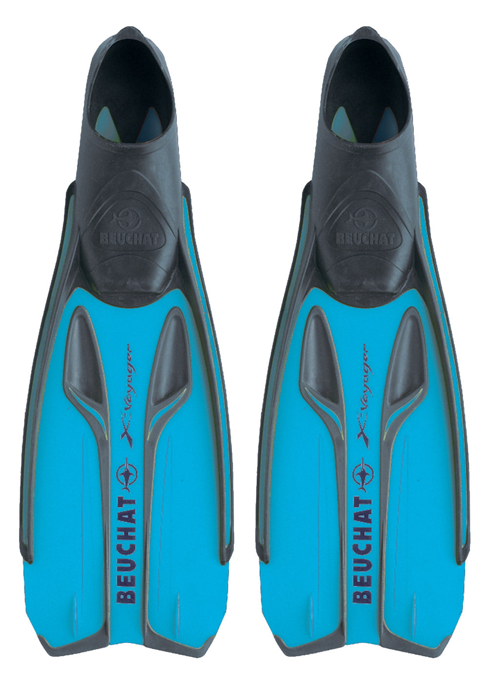 Beuchat X-Voyager Full Foot Fin