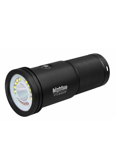Bigblue VTL8000P Multi LED Torch