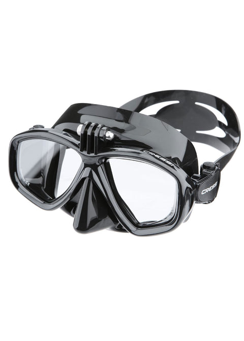 Cressi Action Go Pro Mask - Adreno - Australias Ocean Outfitters