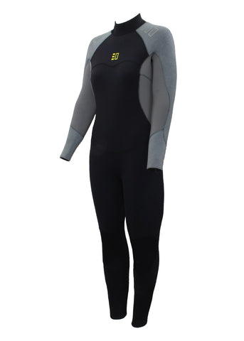 Eminence Womens Quick-Dry Wetsuit 5mm