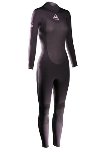Adrenalin Radical-X 3/2mm Steamer Wetsuit - Ladies