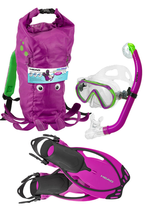 Mares Sea Pals Snorkeling Set - Octopus