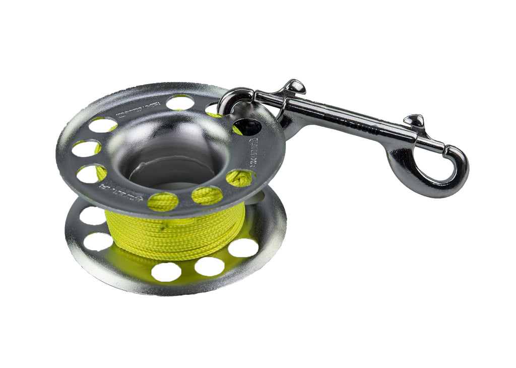 Mares XR 15m Stainless Steel Spool