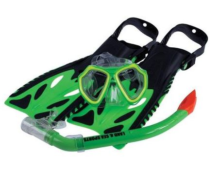 Nipper Snorkel Set Jnr