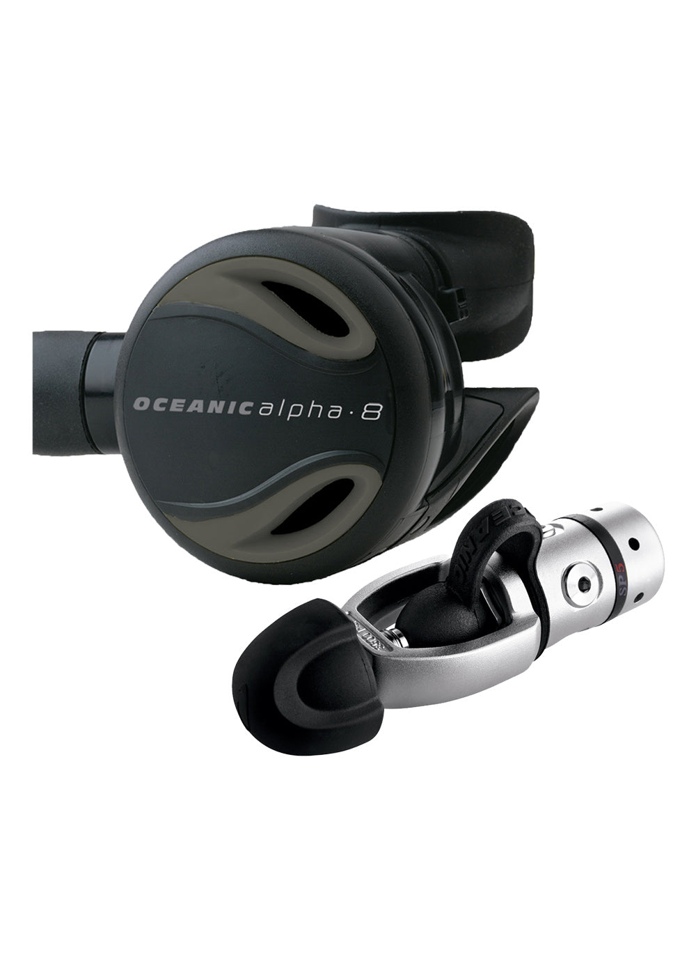 Oceanic Regulator - ALPHA 8 SP5 - Yoke