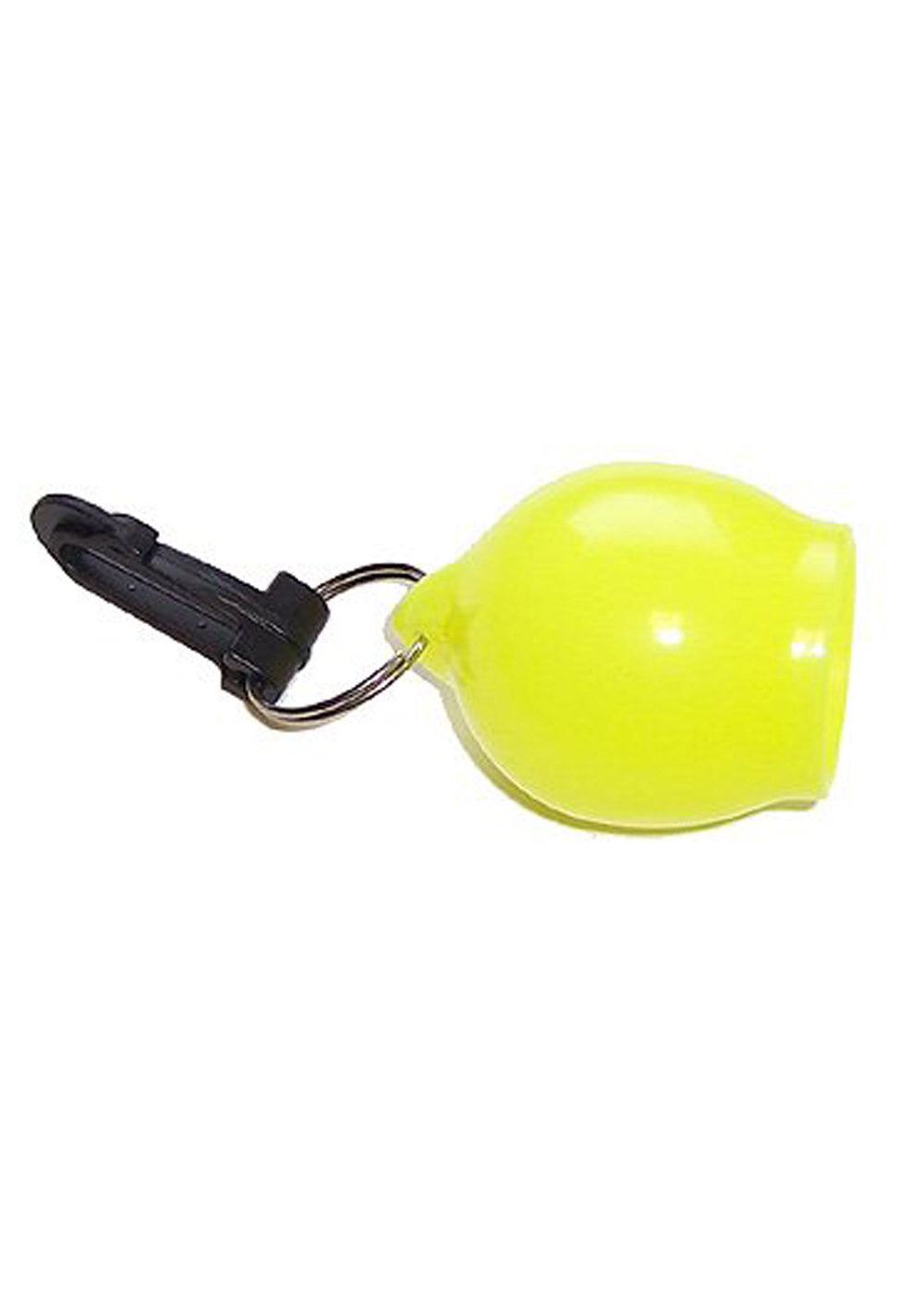 Problue Reg Mouthpiece Holder Yellow (Rounded Ball)