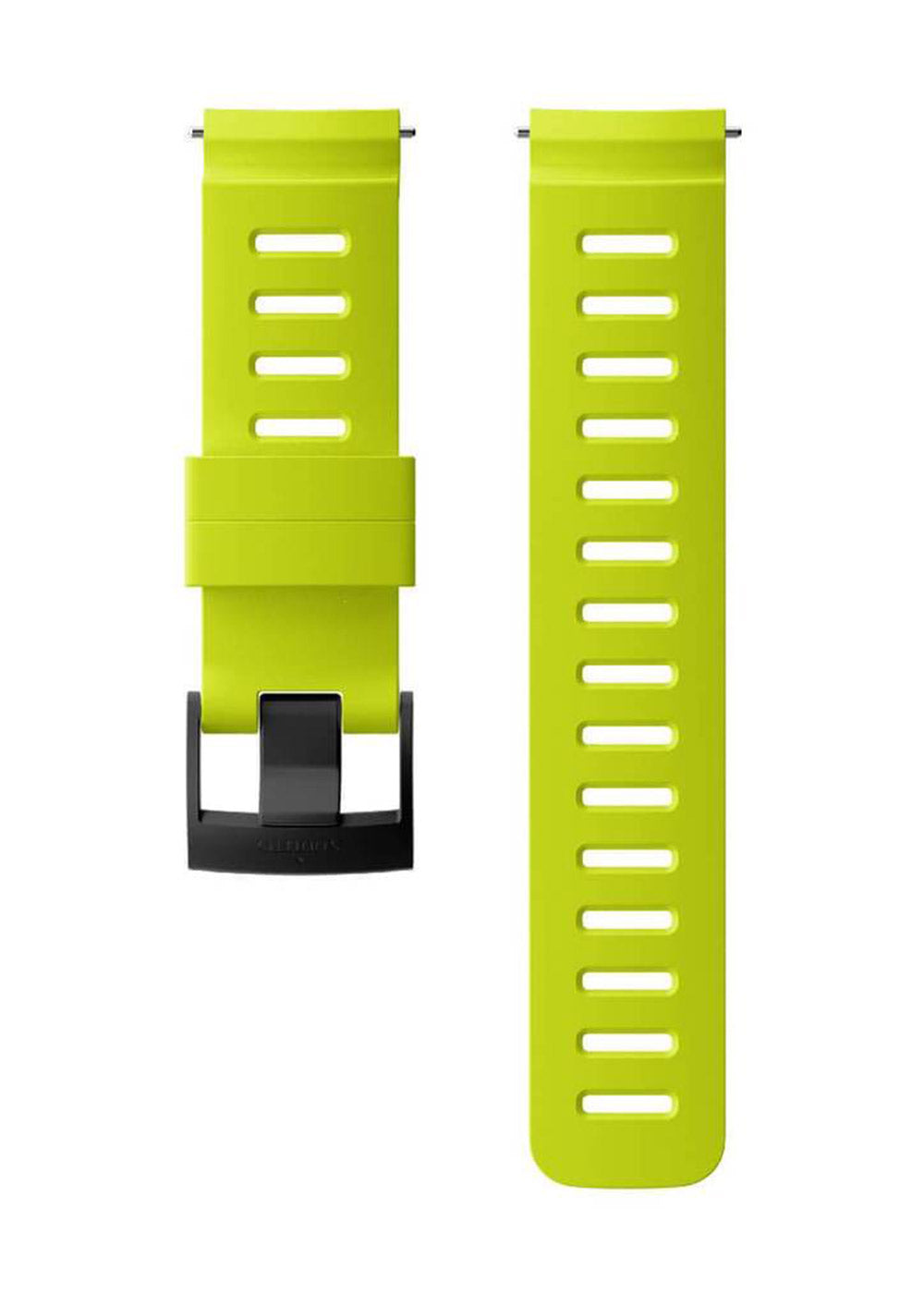 Suunto D5 Silicone Strap Kit (M) - Lime/Black