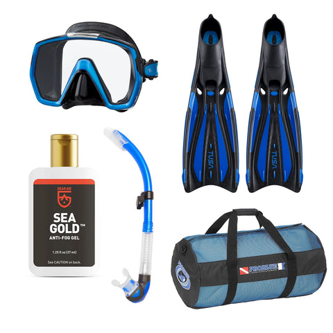 Tusa Solla Snorkelling Package