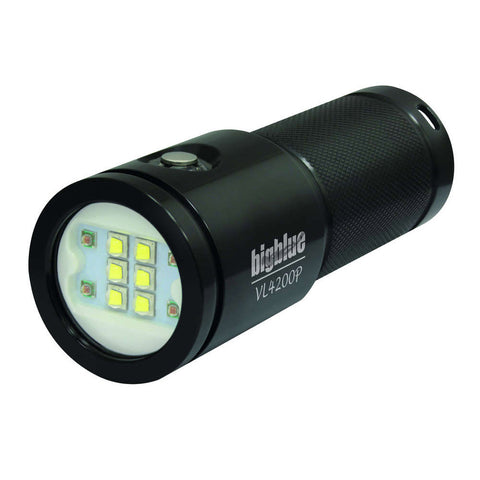 Bigblue VL4200P Wide LED Torch
