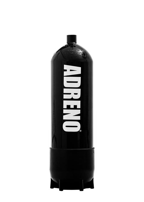 Adreno 10L Standard Scuba Tank - 3/4 NPSM thread  (Cylinder only - no valve)