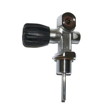 Faber DIN/K Valve - 232BAR Imperial Thread 3/4 NPSM