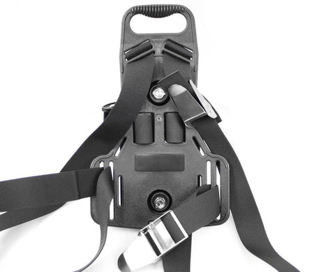 Problue Plastic Back Plate and Harness
