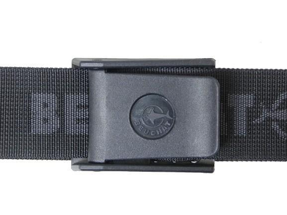 Beuchat Webbing Weight Belt W/ Plastic Buckle