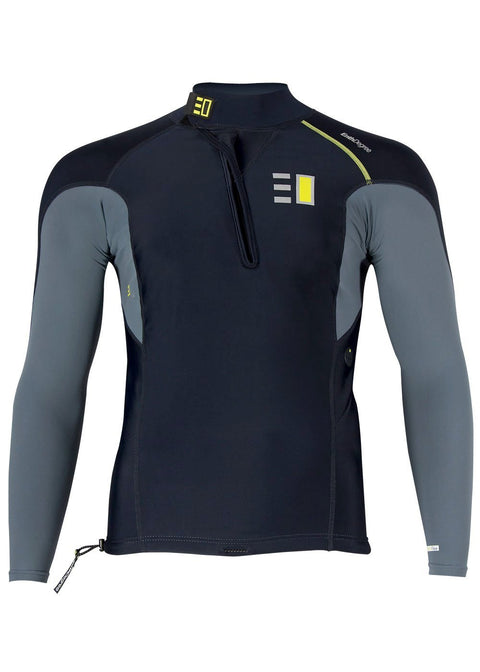Enth Degree Mens Fiord Long Sleeve Thermal Top