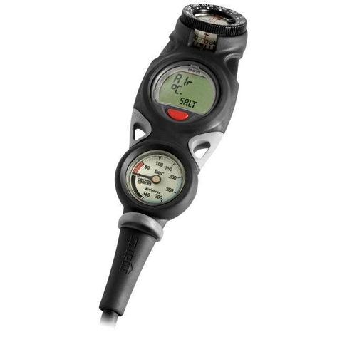 Mares Mission Puck 3 Dive Computer With Pressure Gauge & Compass