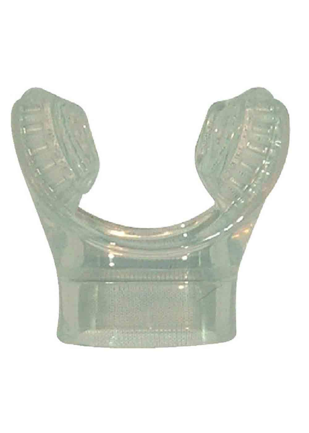 Problue Clear Silicone Mouthpiece to suit Tiara Snorkel