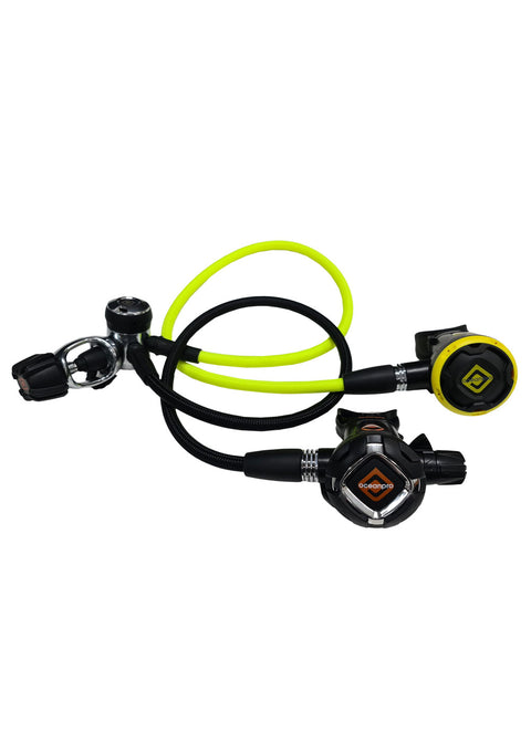 Ocean Pro Osprey F400 Regulator + OP20 Occy Set - Yoke