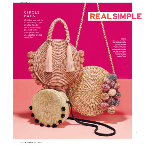BrunnaCo in Real Simple Magazine July 2018
