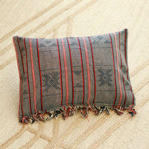 Sumba Ikat Handwoven Pillow No. 10