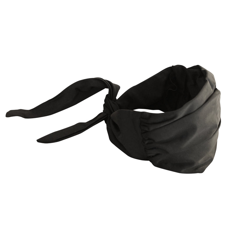 MASKANA UV50 Waterproof Gaiter Face Mask, in Black