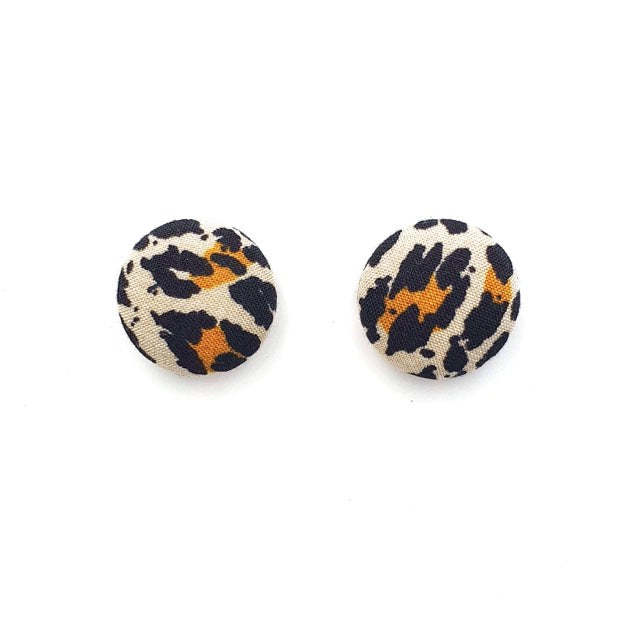 Button studs 19mm ~ Leopard