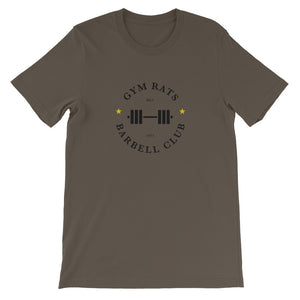 Gym Rats Barbell Club