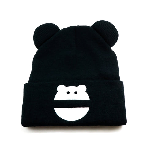 Snow Monster Ears Beanie