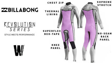 billabong revolution wetsuits buy online