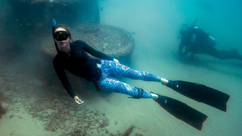 womens freediving wetsuit wetty apnea