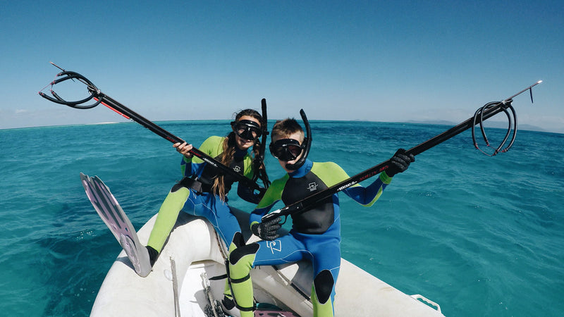 Kid's Spearfishing & Freediving Wetsuits