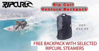 Free Ventura Backpack Eligible Rip Curl Wetsuits