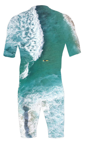 spring suit surfing wetsuit australia springy shortie shorty wetty