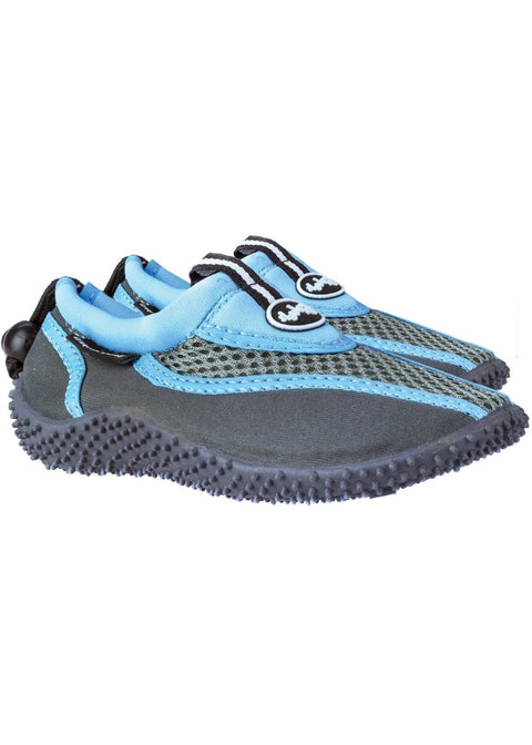 Land and Sea Kids Splash Blue Aqua Shoes