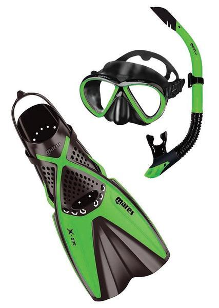 Mares X-One Bonito Snorkelling Set