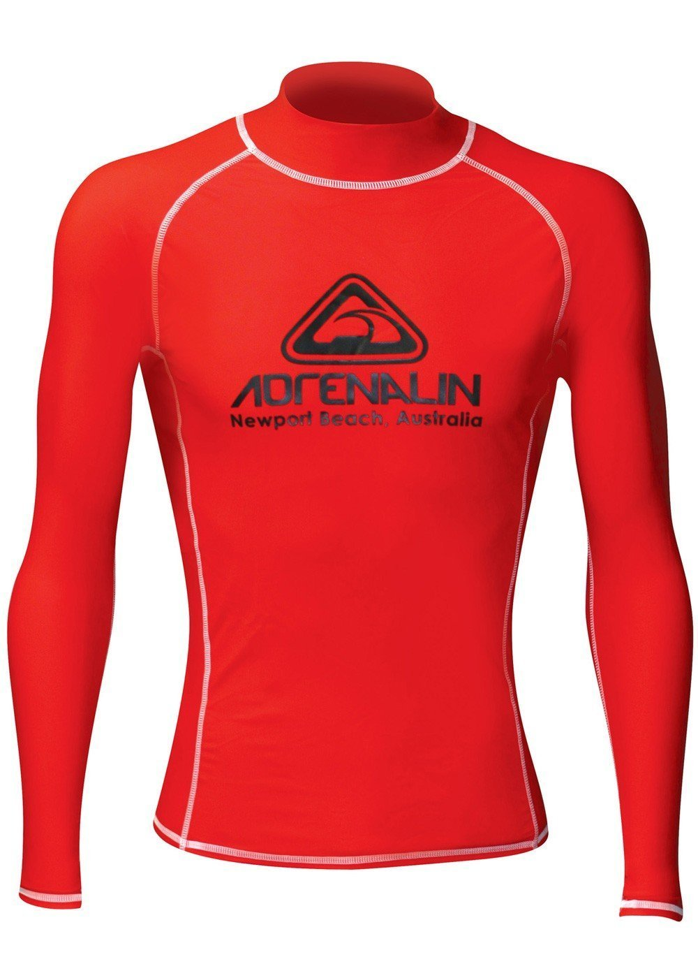 Adrenalin High Visibility Long Sleeve Adult Rash Guard