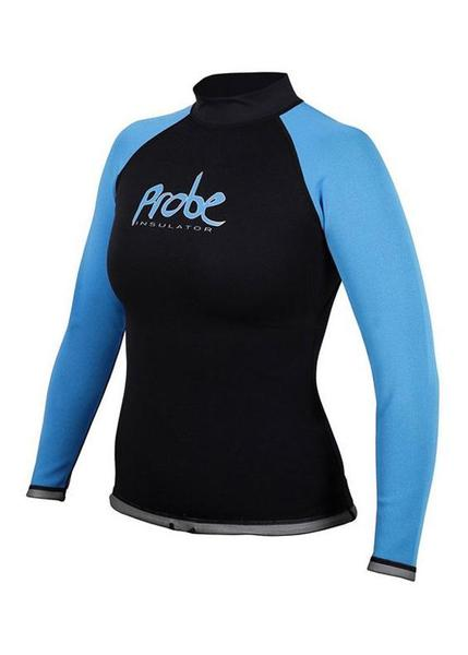 Probe Insulator Ladies Long Sleeve Thermal Top