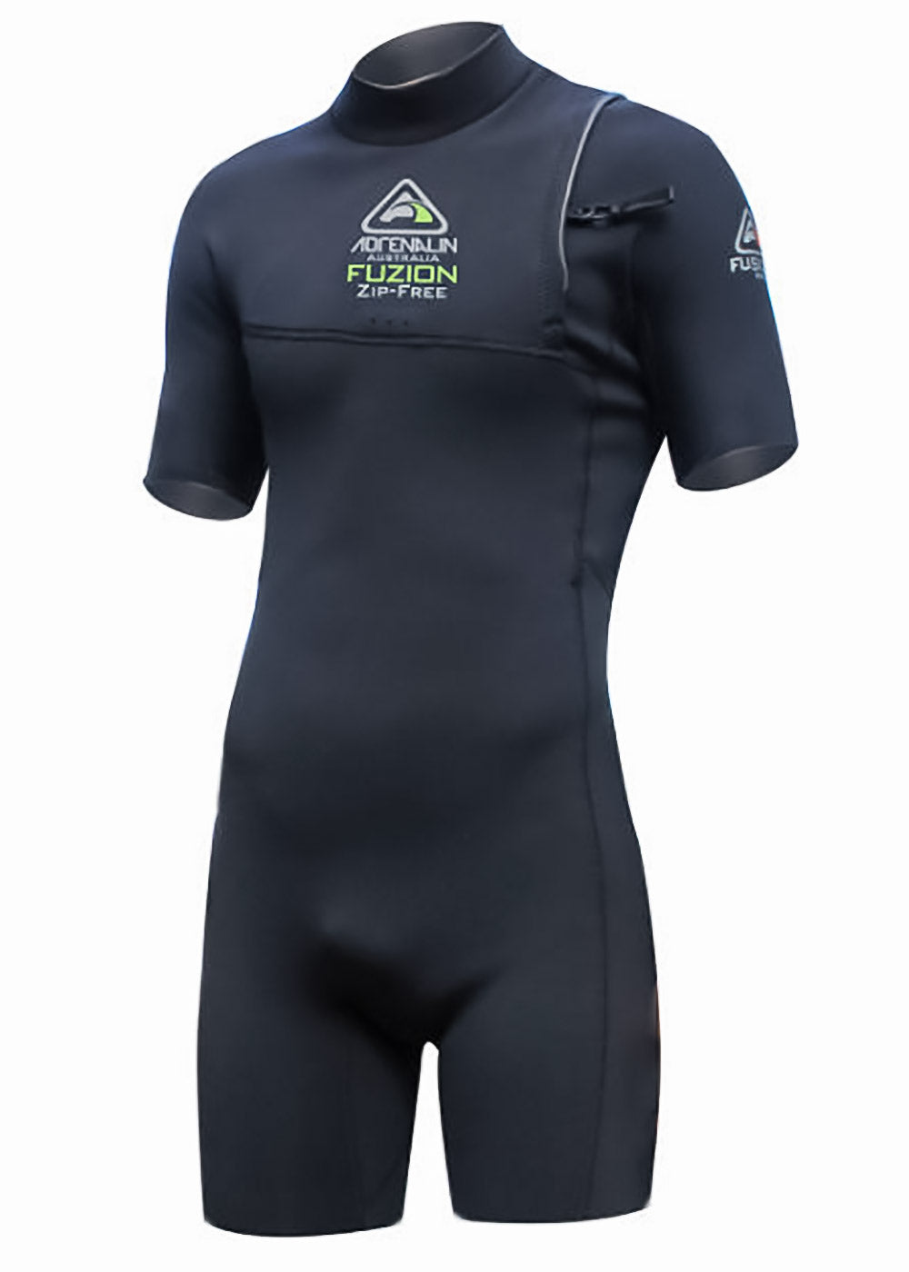 Adrenalin Mens Fuzion 2mm Zipperless Spring Suit - Buy online with Wetsuit Warehouse