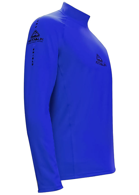 Adrenalin 2P Thermal Long Sleeve Rash Guard blue buy online rashie