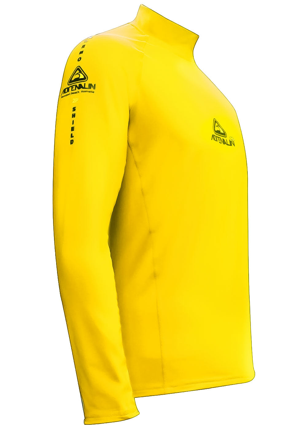 Adrenalin 2P Thermal Long Sleeve Rash Guard yellow buy online rashie