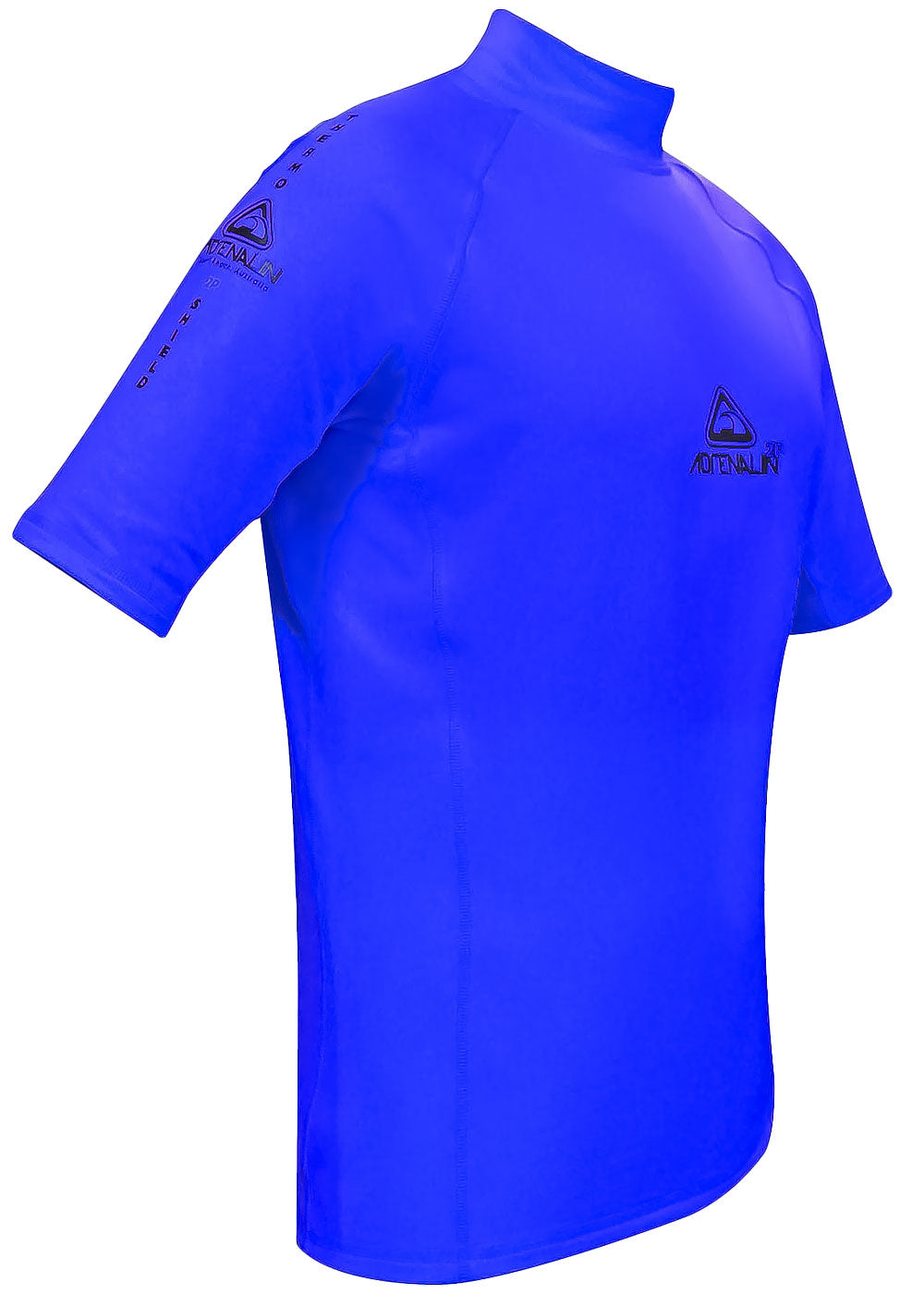 Adrenalin 2P Thermal short Sleeve Rash Guard blue buy online rashie australia